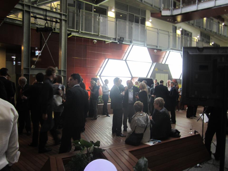 BUilding Launch event management lend lease-9