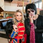 Brittney and Prince Impersonators
